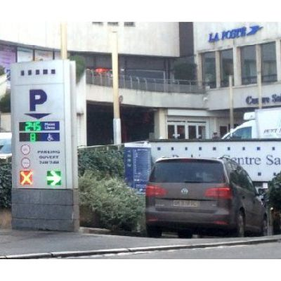 Totem parking
