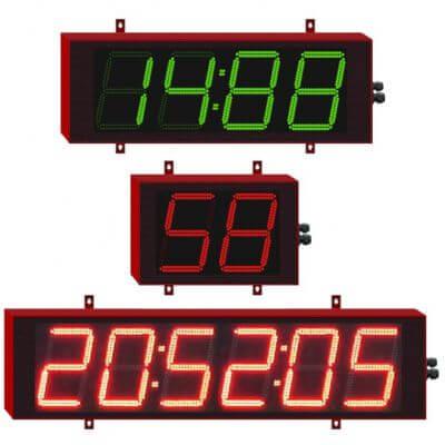 Chronomètre géant 18 cm