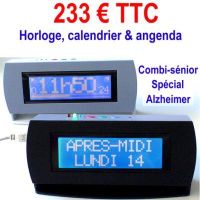 Horloge alzheimer
