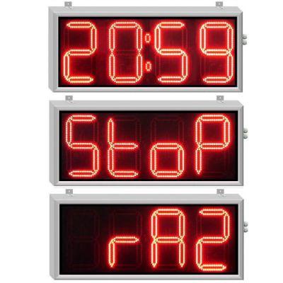chronomètre géant 30 cm