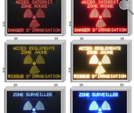 afficheurs éléctroniques ACI