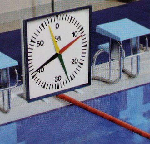Cruciforme natation