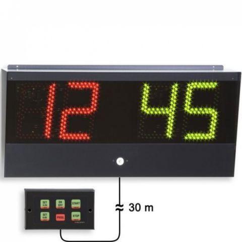 Chronomètre géant à led