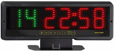 chronomètre d'entrainement sportif